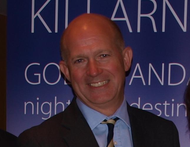 British Ambassador Dominick Chilcott.
