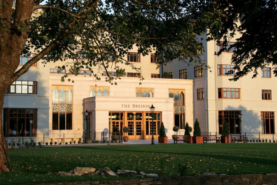 The Brehon Hotel.