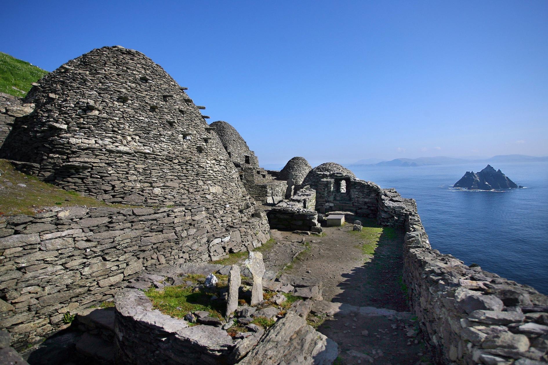 The monastic Island Skellig Michael. PICTURE: VALERIE O'SULLIVAN