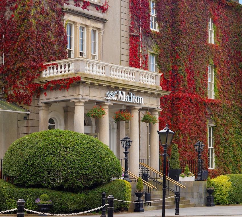 The Malton Hotel.