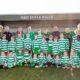 The Killarney Celtic Football For All group.