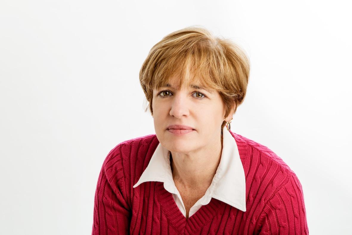 Killarney native and author Kathryn Crowley.