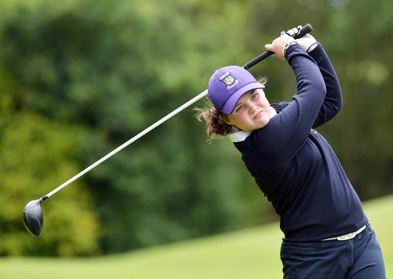 Mairead Martin, Killarney Golf & Fishing Club.