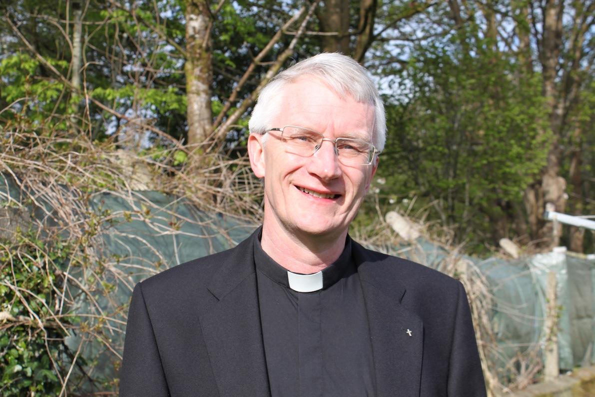 Bishop of Kerry Ray Browne.