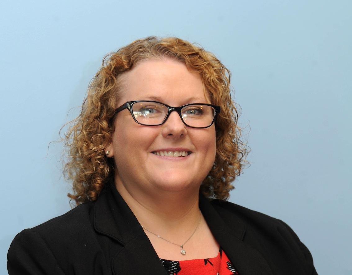 Helen Courtney Power, Killarney Credit Union.