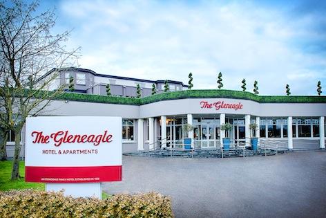 The Gleneagle Hotel.