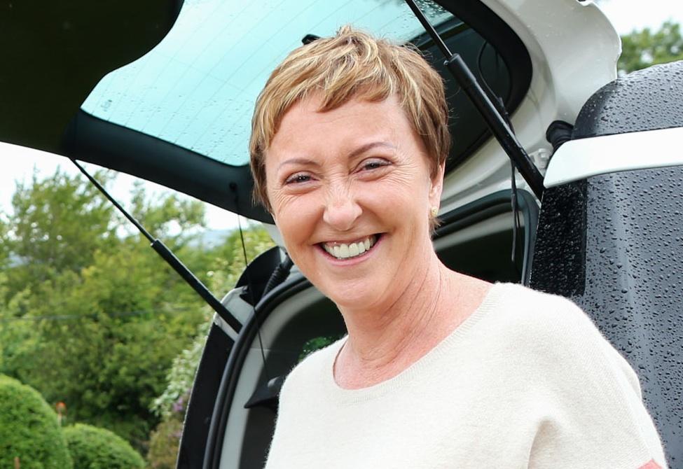 Majella O'Donnell to take to the catwalk in Killarney