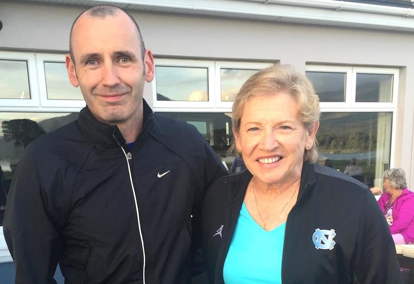 Killarney welcomes US basketball legend