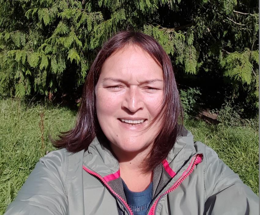 Gemma O'Connor, Glenbeigh, who is highlighting Meningitis Awareness Week.