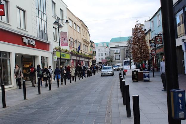 Killarney's streetscape impresses in anti-litter league