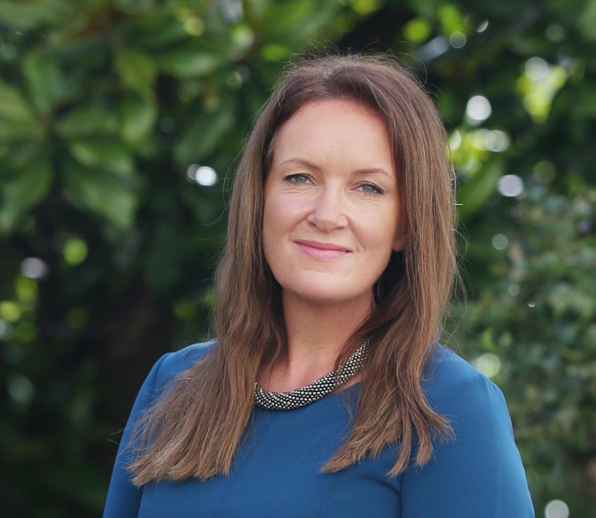 Dr Ciara Kelly.