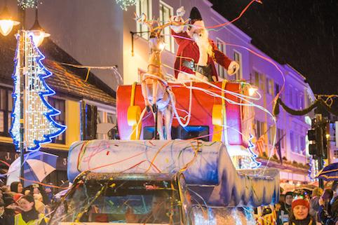 Christmas in Killarney Children's Magic Parade. PICTURE: MAREK HAJDASZ, MH PHOTOGRAPHY