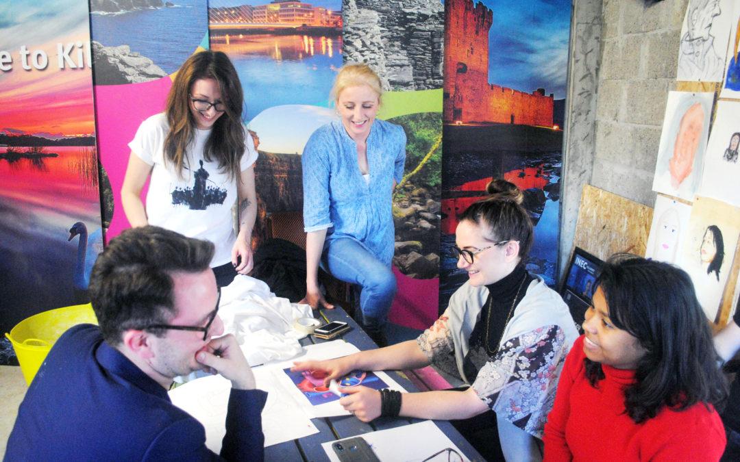 Killarney creatives appear on new TG4 show