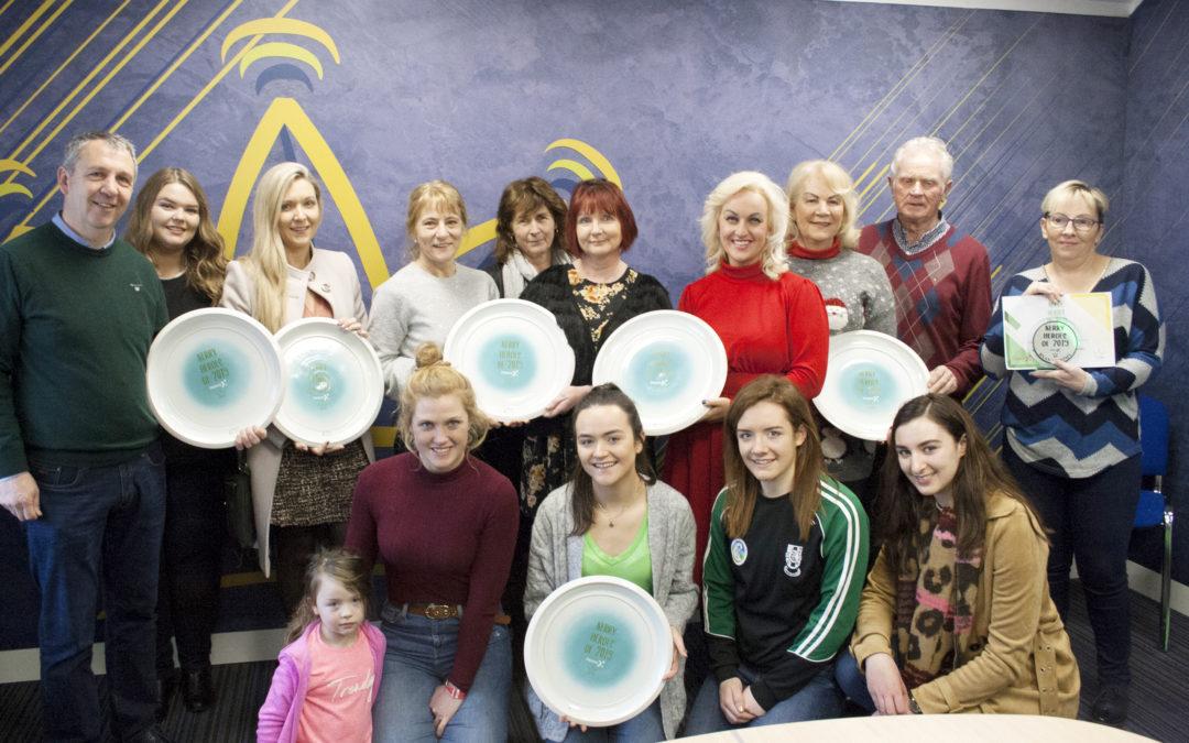 Ballyspillane family named as Kerry Heroes