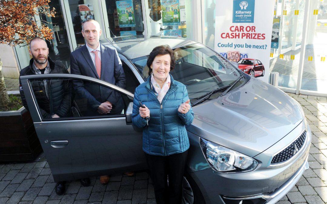 €30,000 prize bonanza for Killarney Credit Union members