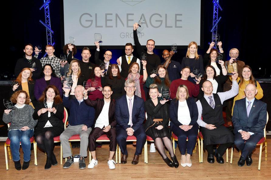 Gleneagle Group employees receive awards