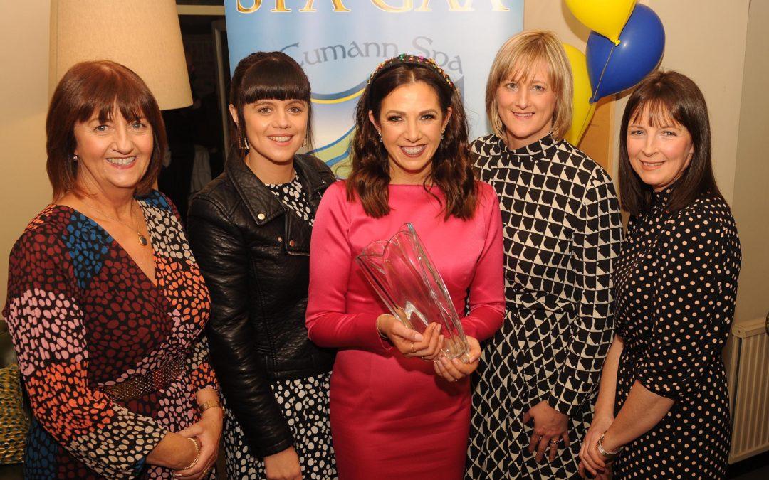 Spa GAA celebrates sixth annual awards night