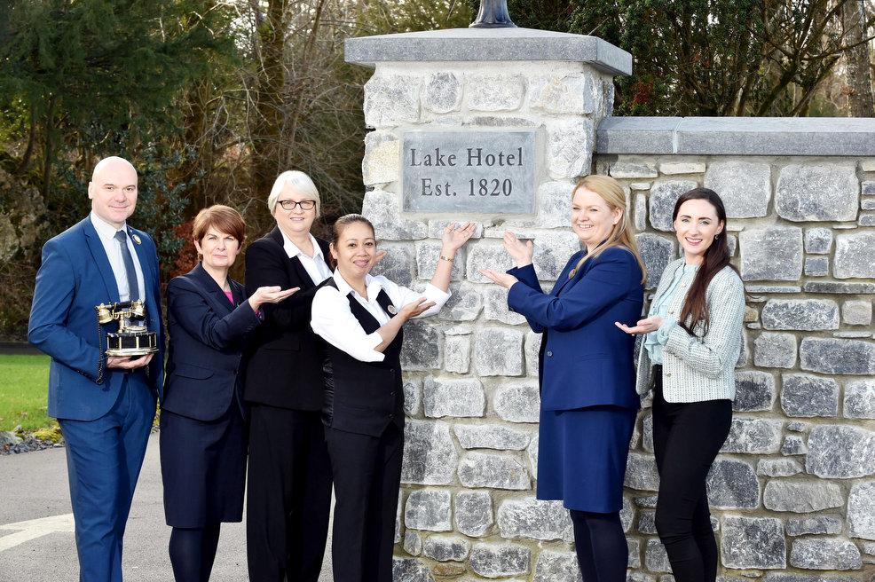 The Lake Hotel reaches 200 year milestone!