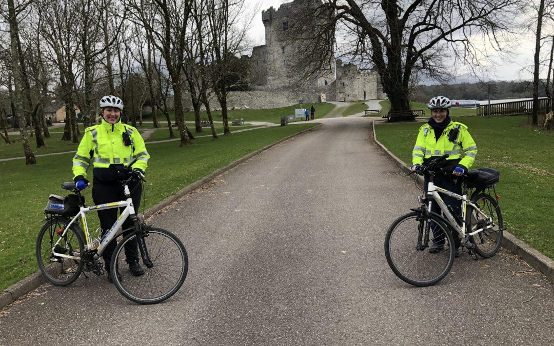 Gardai stepping up patrols across the town