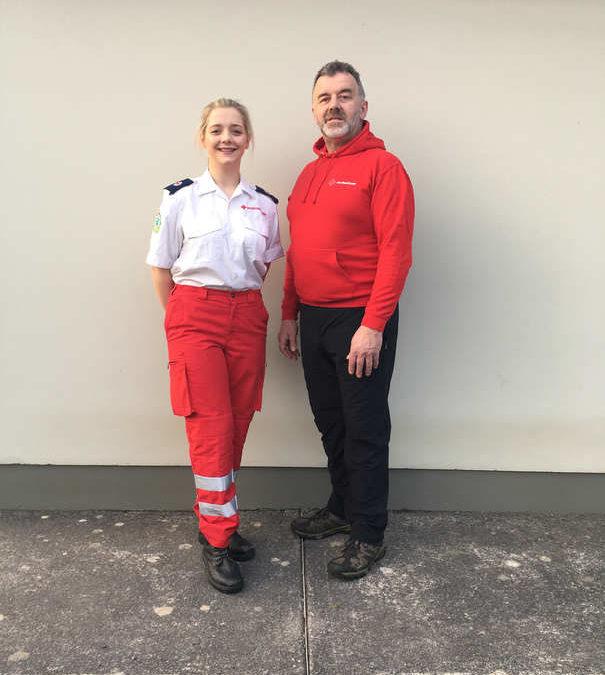 Killarney nurse helping through the crisis