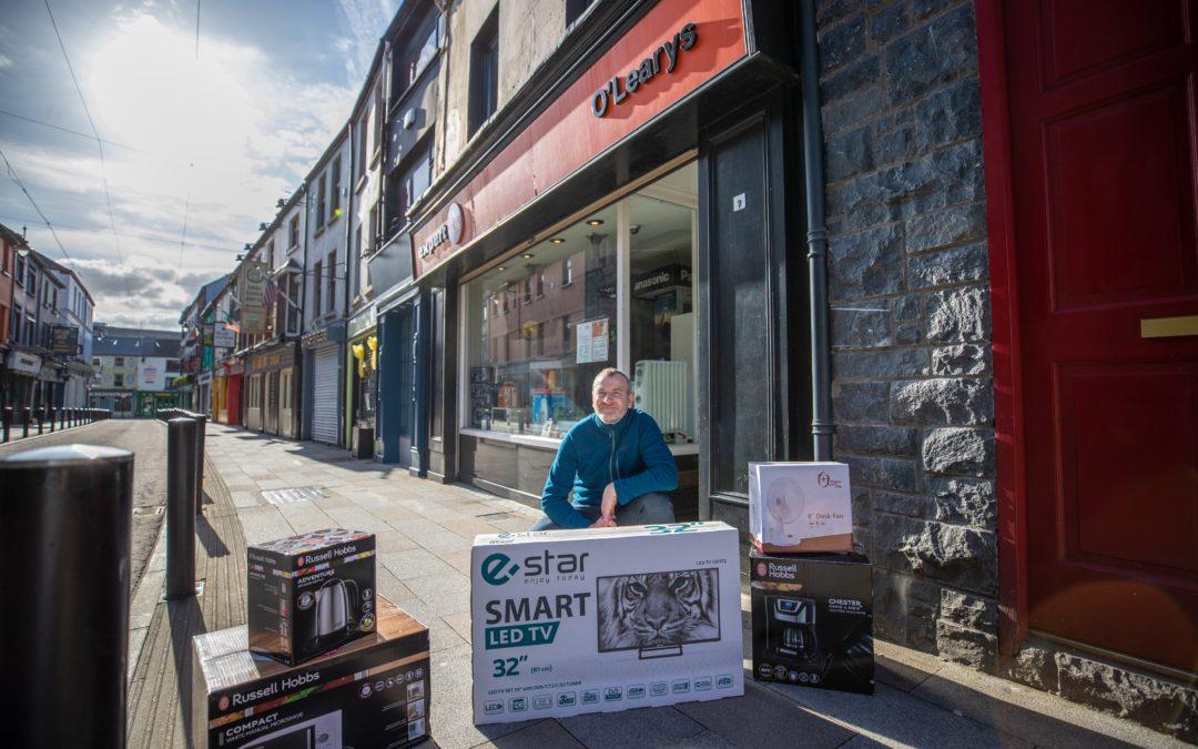 Killarney businesses support staff at University Hospital Kerry