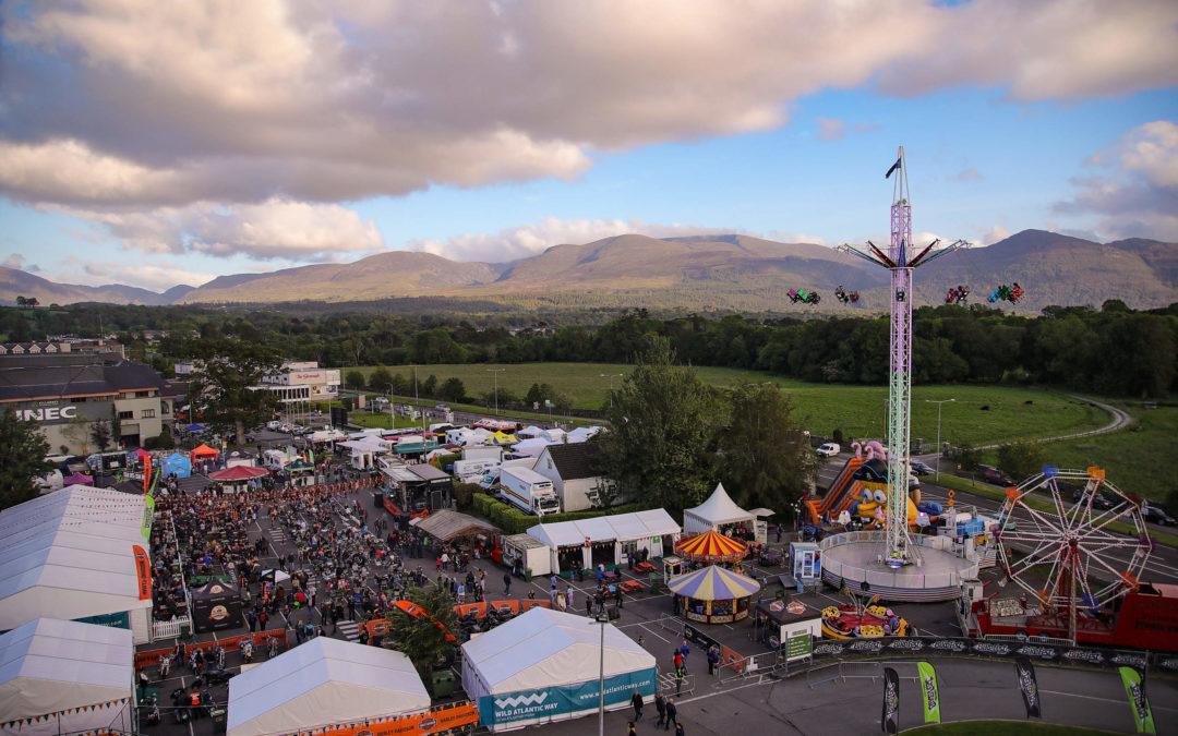 Killarney BikeFest latest event to get derailed