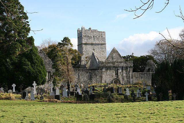 Muckross Abbey and the strange story of John Drake