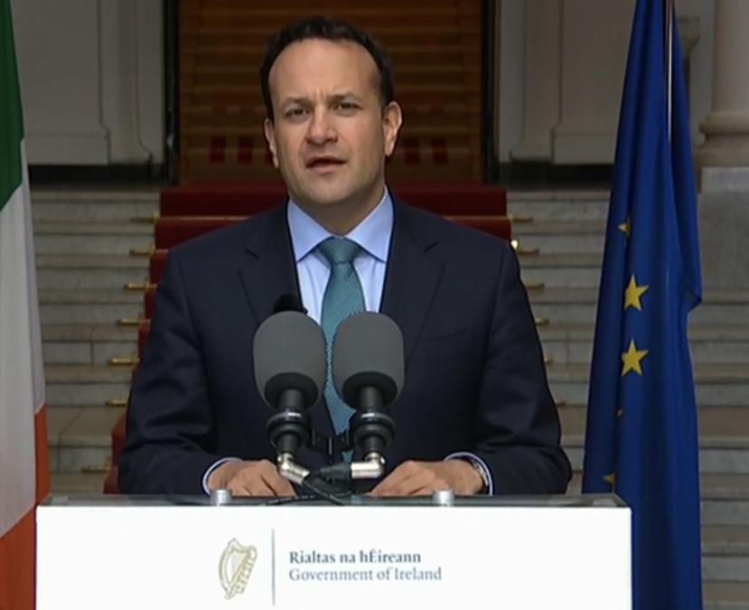"""""""We need two more weeks of rest to weaken the virus"""" – Taoiseach"""