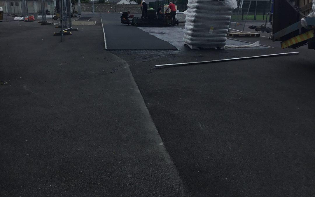 Finish line in sight for Killarney Micro Track