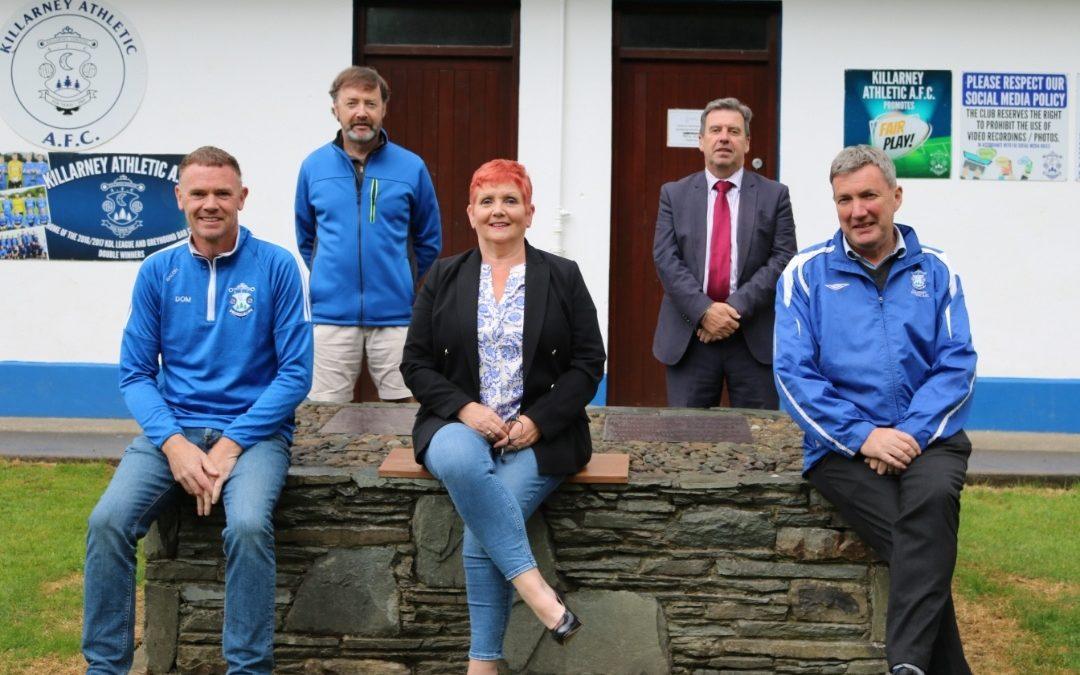 Killarney Athletic awarded prestigious FAI Mark