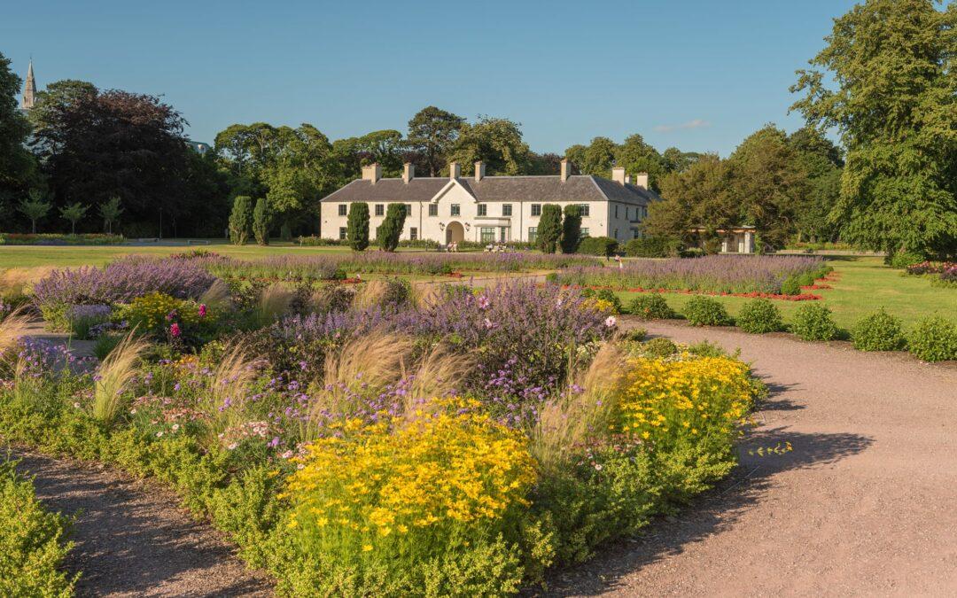 Killarney House receives prestigious Green Flag Award
