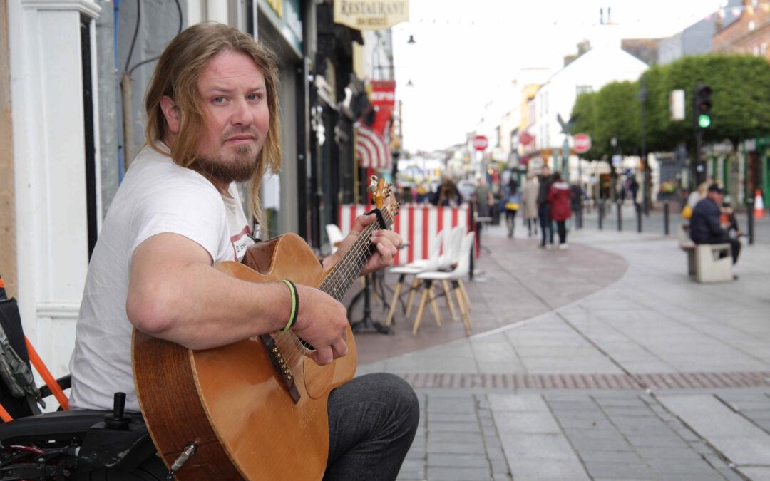 Sweet acoustic sound surprises locals