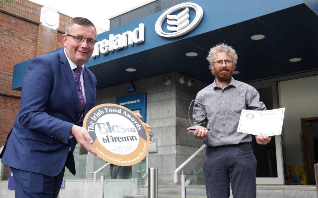 Killarney ice cream maker wins Blás award