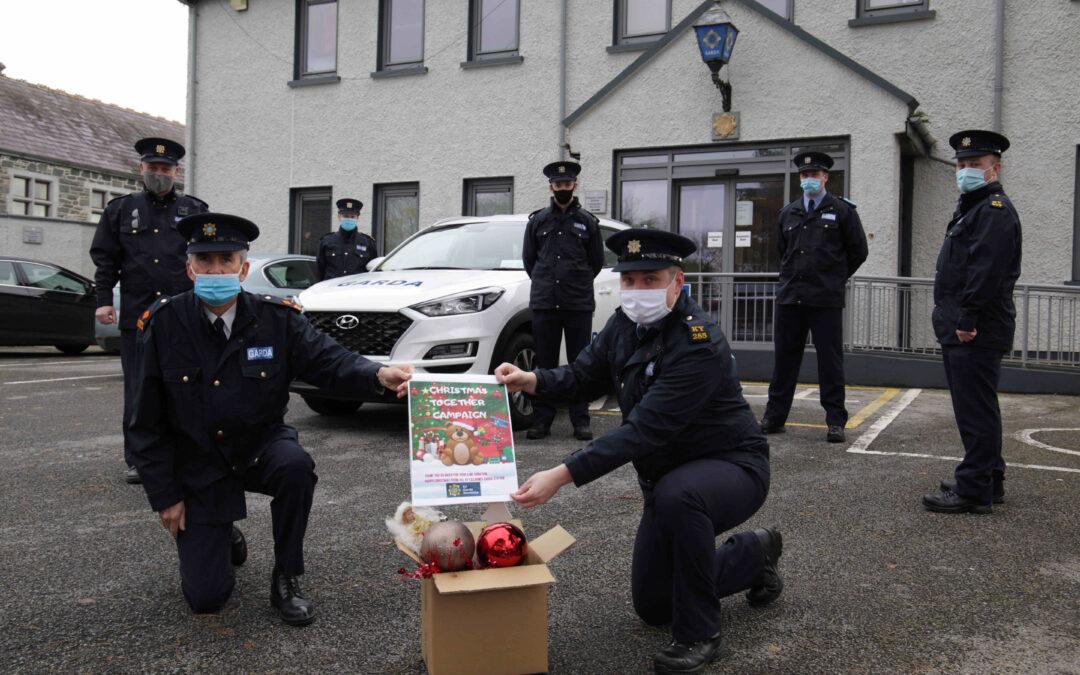 Killarney Gardai launch 'Christmas Together' campaign