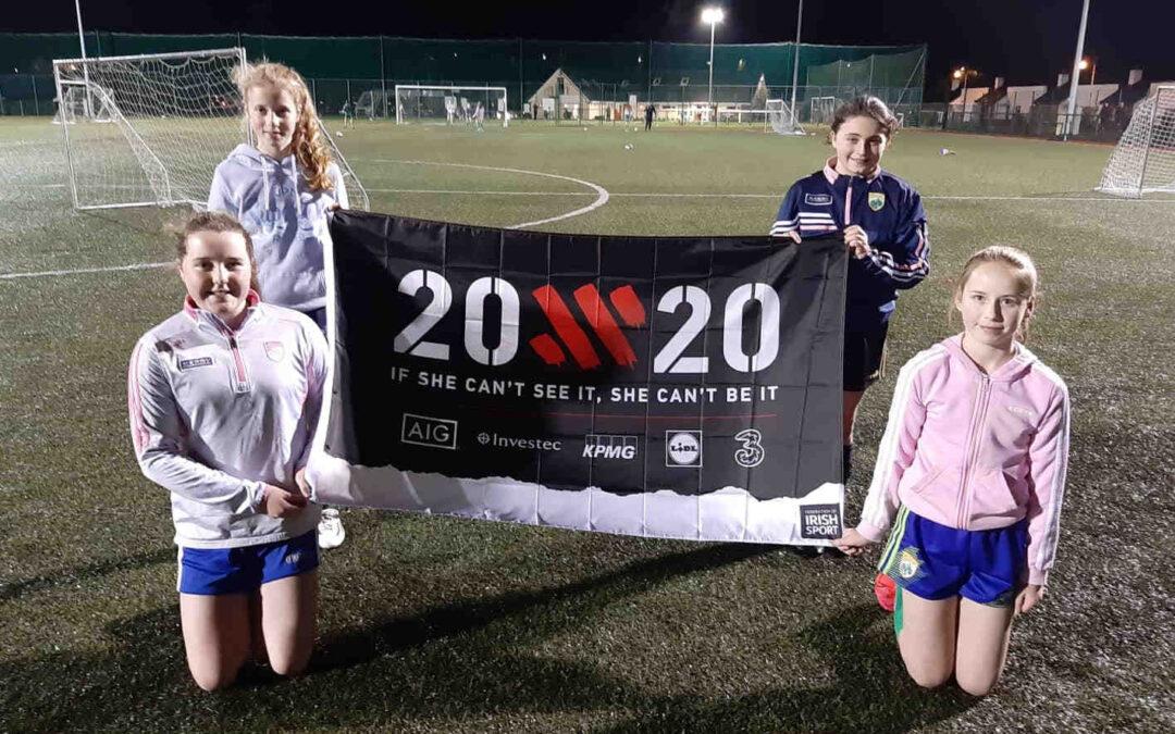 Killarney Celtic FC increasing its visibility