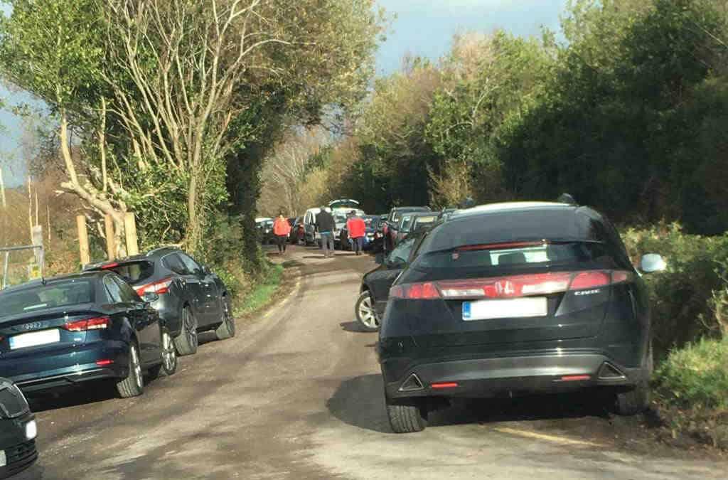 New Tomies car park exceeding capacity