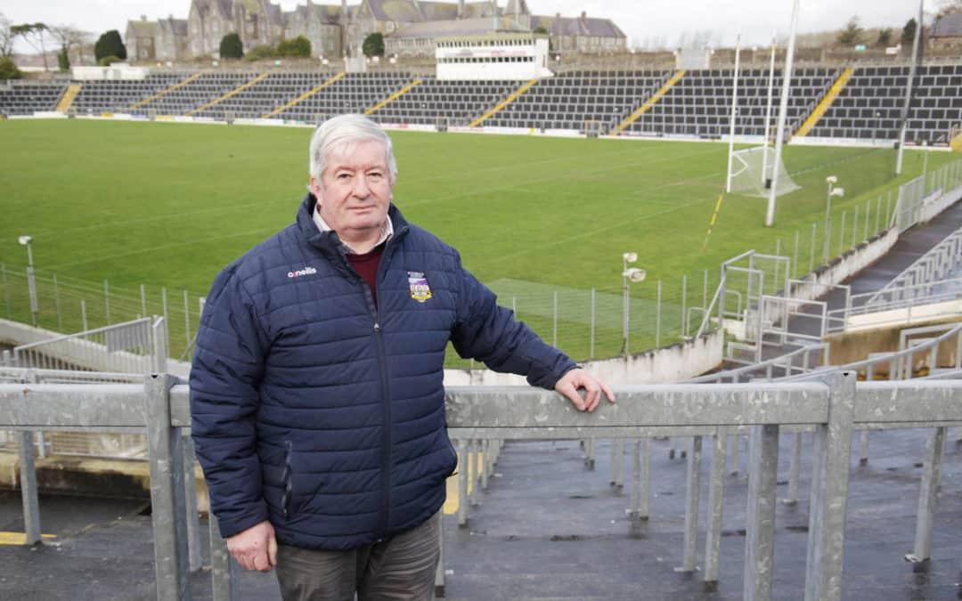 John Lenihan calls time on Fitzgerald Stadium role