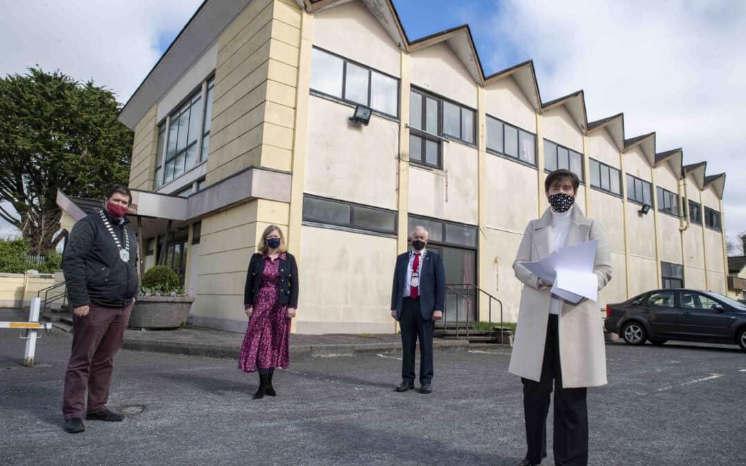 """Work can now begin on Áras Phádraig site"" – Mayor welcoming €16m funding says"