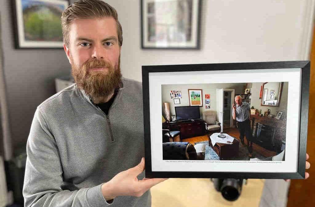 Cahersiveen man's eye catching photo wins world award